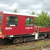 Plasser 52792 98504 - Swindon & Cricklade Railway - 27 April 2014