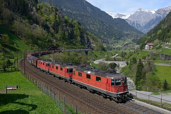 Switzerland Gotthard