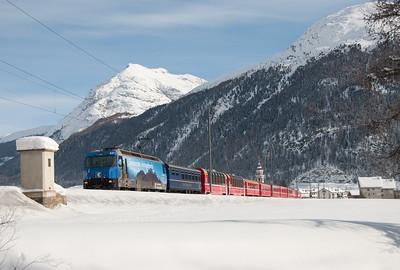 647 leaves Bever with the 12.02 St.Moritz-Chur 15/1/10.