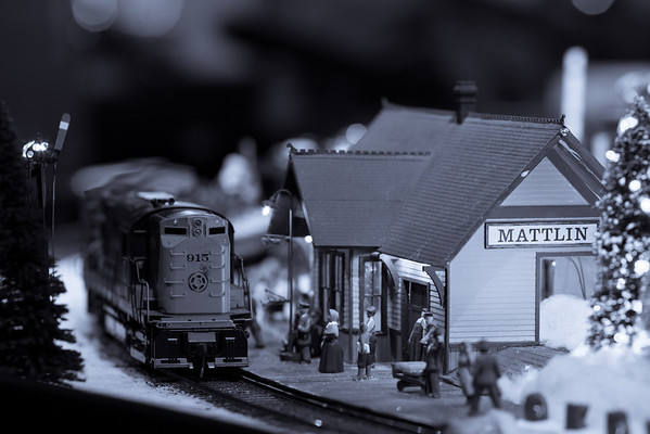 Twin Cities Model Railroad 2014