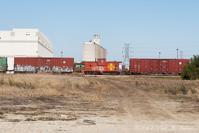 Misc RailRoad  Showboat 11-15-07