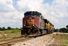 UP 844 at Chico 09-14-07