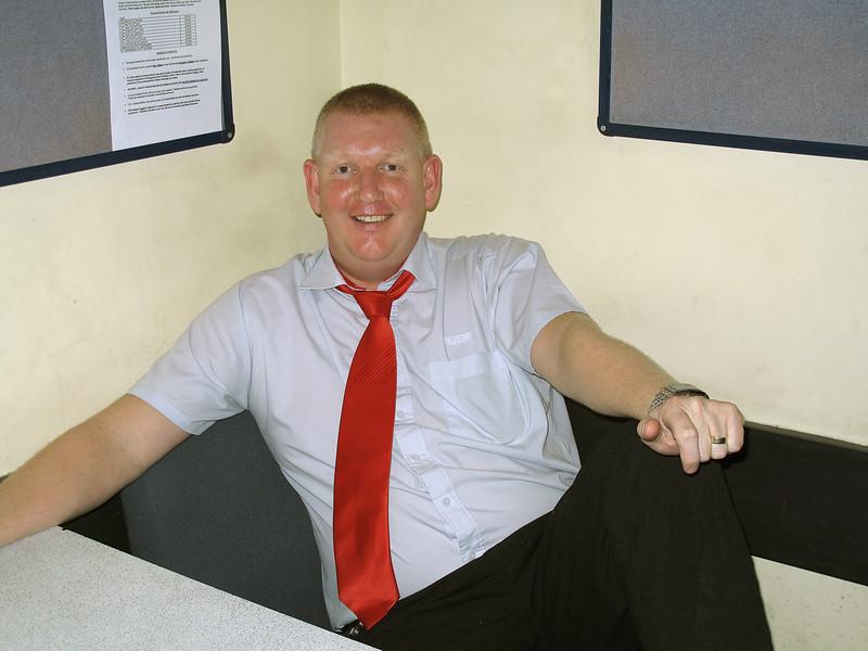 Nigel Owen.