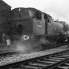 Stanier 4MT 42644 at Bacup on 26/11/66 whilst working The Three Counties railtour.
