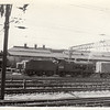 Crewe Works allocated ex LMS 0-6-0 4F 44405 on shunting duties on 26/08/64 - she was withdrawn in June 66.