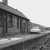 In August 64 I was fortunate enough to stay with relations in Leicester for a week using them as a base for exploration away from my normal 3rd rail environment. Here, on 24/08/64, is the remains of Leicester West Bridge station - last having seen passenger train as long ago as 1928.