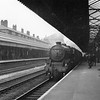 Carnforth's 44894 arrives into Bolton TS on 16/04/68 with the 06 15 Heysham to Manchester Victoria - Belfast Boat Express