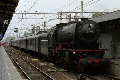 Dordrecht, May 2006, steam event