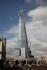 The Shard under construction 20th March 2012