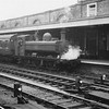Class 3F 4613 performs ECS duties at Worcester (Shrub Hill) on 03/09/64 - she was withdrawn that December.