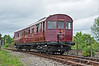 What can one say. From a derelict hulk, Railmotor No93 has risen from the ashes to look superb, seen here at Didcot.<br /> Built in 1908 & withdrawn in 1934, she was converted in to a coach, before preservation. The restoration has included a new power bogie, vertical boiler & all internal fittings.<br /> She is seen in 1912 Crimson lake livery, simply stunning.