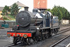 SDJR Fowler 7F 88 is seen awating coal at Minehead 28 July 2007. Built in July 1925, she is one of a pair to survive, having been rescued from Barry scrap yard in October 1970 & fully overhauled she looked stunning.