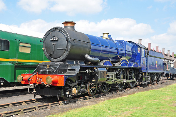 This Month May 2013 inc the Swanage diesel gala & IOW. Didcot shed bash gala.