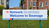 The theme of the gala was Network Southeast, & the station signs looked the part.