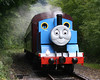 Thomas the Tank Engine steaming ahead