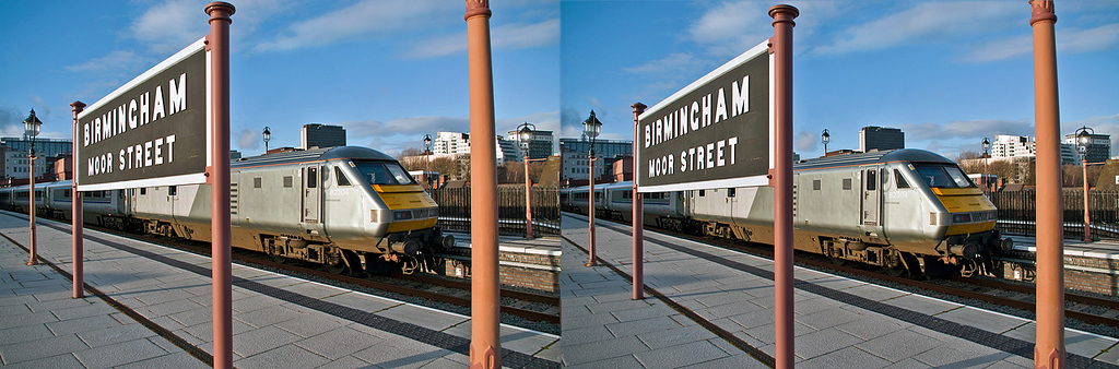82304, Birmingham Moor Street, 22nd January 2014