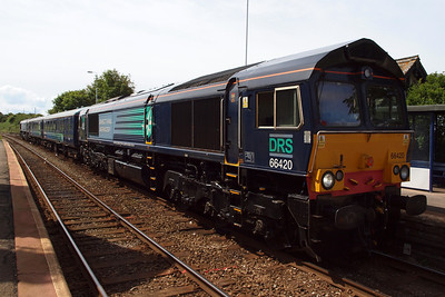 66420 at St Bees.