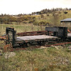 4, 4w Flatbed - Threlkeld Mining Museum 11.04.12  NG