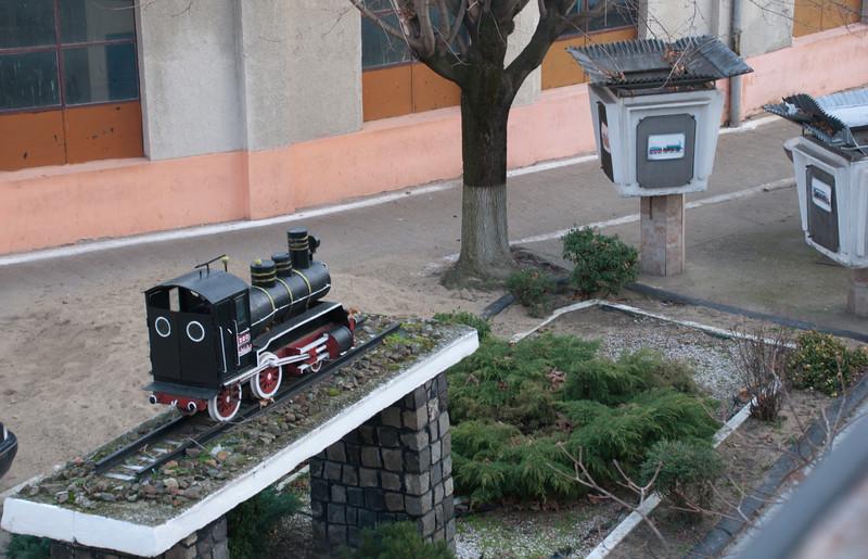 Timisoara depot