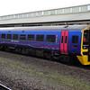 FGW 158 for Cardiff