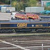66716 Locomotive & Carriage Institution Centenary 1911-2011  - Toton - 23 October 2016