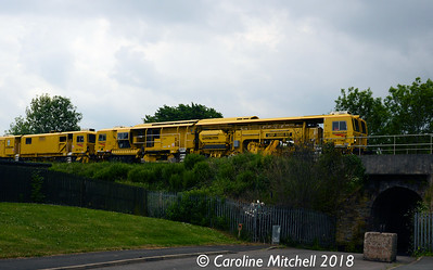 DR77905 near Petteril Bridge Junction, Carlisle, 1st June 2018