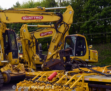 Quattro 466 (99709 940321-1), Cowperthwaite, Cumbria, 20th May 2018