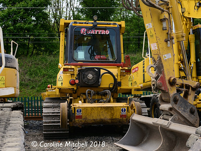 Quattro 234 (99709 914070-6), Cowperthwaite, Cumbria, 20th May 2018