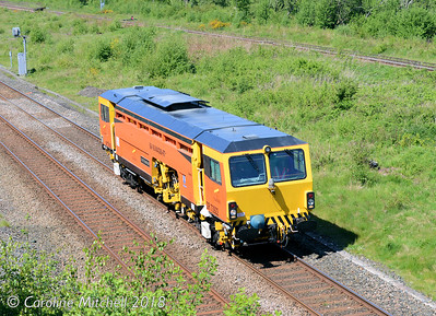 DR73922, near Petteril Bridge Junction, 14th May 2018