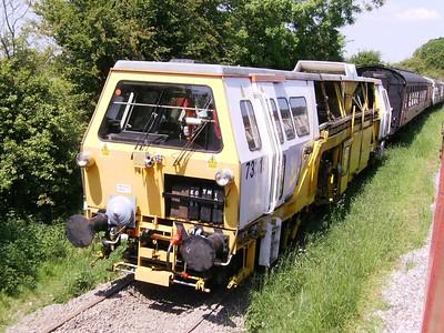 DR73315, Swindon & Cricklade Railway, 31st May 2009