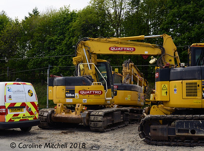 Quattro 517 (99709 911145-9), Cowperthwaite, Cumbria, 20th May 2018