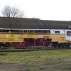 73105 Plasser & Theurer 09-16 CSM Tamper  Liner at Taunton on 16th March 2008
