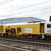 DR73910 Plasser & Theurer 08-4x4-4S-RT Switch & Crossing Tamper at Rugby on 12th July 2007