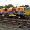 DR77801 Matisa R24 S Ballast Regulator at Warrington on 11th September 2006