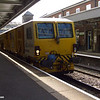 DR73929 Plasser & Theurer 08-4x4-4S-RT Switch & Crossing Tamper at Nuneaton on 6th September 2007
