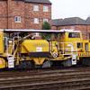 DR77321 Plasser & Theurer USP 5000C Ballast Regulator at Chester on 20th July 2006