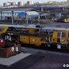 DR73428 Plasser & Theurer 08-16 Universal Tamper Liner at Newcastle on 11th April 2003