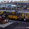 DR73428 Plasser & Theurer 08-16 Universal Tamper Liner at Newcastle on 11th April 2003