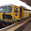 DR73911 Plasser & Theurer 08-164x4C-RT Switch & Crossing Tamper at Taunton on 16th March 2008