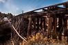 Old trestle, Carbon Junction