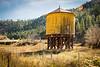 Navajo Tank and railroad bridge.