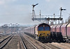 66055 with  4C72 from   Scunthorpe B.S.C.(C.H.P.) to Immingham Bulk Terminal