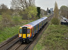 458503 has just left Isleworth with 2S29 11.22 service from Waterloo to Weybridge<br /> <br /> 13 April 2015
