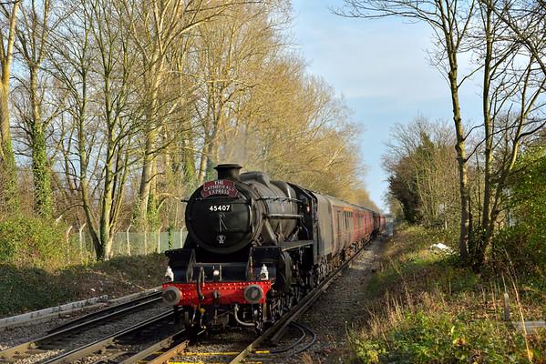 Trains December 2015
