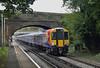 Running back to Waterloo through Ashford 458502/458531 form 2U22 the  09.23 from Windsor & Eton Riverside.<br /> <br /> 9 September 2015