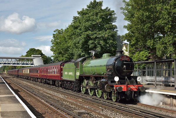 Trains July - September  2015