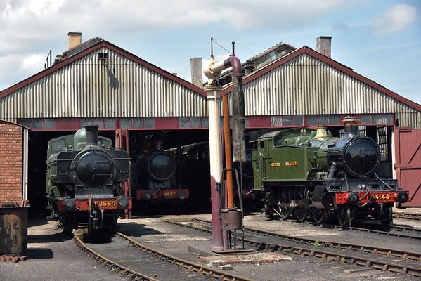Trains May-June 2015