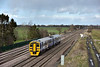 158794 passing Colton forming 2R11 15.02 York to Hull service for Northern trains<br /> <br /> 26 March 2015
