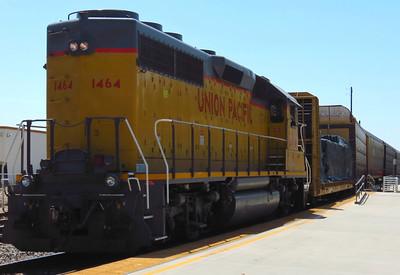 Train Day Foray 5-10-13
