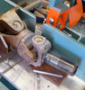 Cutting the old driveline